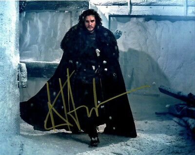 Kit Harington Game of Thrones signed autographed  8x10 photo L236