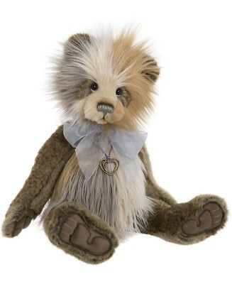 Christine collectable teddy bear by Charlie Bears - CB181832B