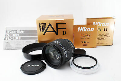 Nikon AF Zoom Nikkor 24-120mm f/3.5-5.6 D IF [MOLD] [FOR PRACTICAL USE] #451423