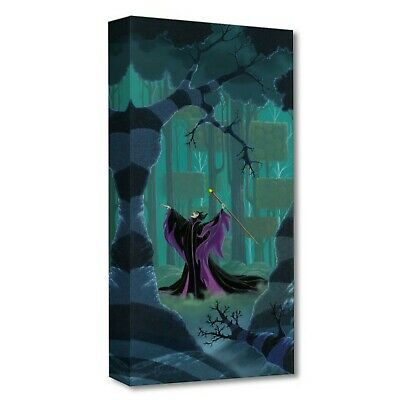 """JUSTIN HILLGROVE /"""" WE ARE ALL MAD HERE /"""" METAL /"""" 10/"""" X 21/""""  METAL Edition"""