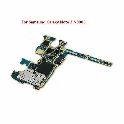 32GB SIM Unlocked Motherboard PCB Main Board For Samsung Galaxy Note 3 N9005 CBY