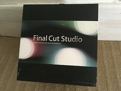 FINAL CUT STUDIO Final Cut Pro 5 *SEALED