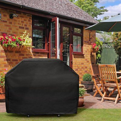 170x61x117cm BBQ Grill Cover Barbecue Waterproof Outdoor Heavy Duty Protector
