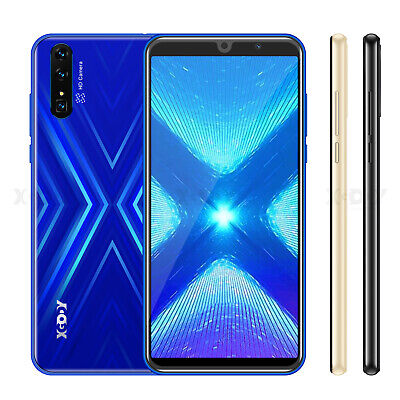 "XGODY Android 8.1 Unlocked Smart Mobile Phone Quad Core Dual SIM 8GB 6.0"" Cheap"