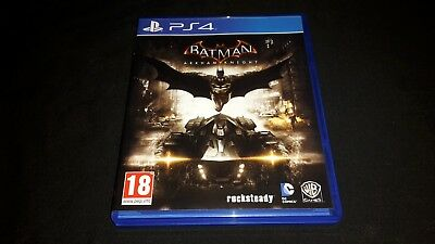 Batman Arkham Knight - PS4 - Sony Playstation 4 Game - Boxed + Tested