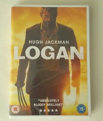 Logan DVD - New and Sealed