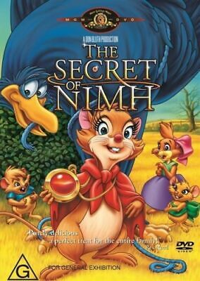 Please Check Out Nimhs New And >> The Secret Of Nimh 2 Timmy To The Rescue Dvd Brand New