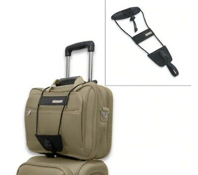 Travelon Bag Bungee Luggage Add Bag Strap Travel Suitcase Attachment Strachable