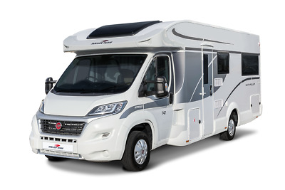 Motorhome Hire / Campervan Hire £665 for 7 nights October Half Term, Leicester.