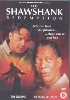 The Shawshank Redemption DVD (2001) Morgan Freeman