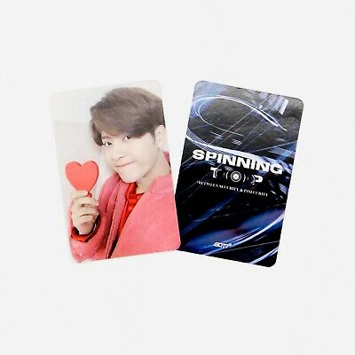 [GOT7] SPINNING TOP Official Photocard / Eclipse / 1pc / JACKSON 7