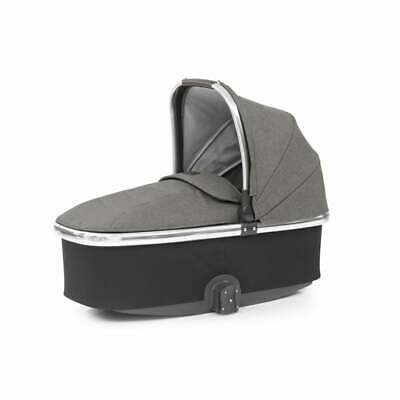 BabyStyle Oyster 3 Carrycot Mercury On Mirror
