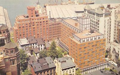 NY, New York  JEHOVAH'S WITNESSES Watch Tower Home~BROOKLYN BETHEL   Postcard