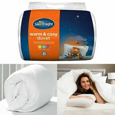 Silentnight Anti Allergy Duvet / Quilt - 4.5 Tog - Single Double or King N.Q.P