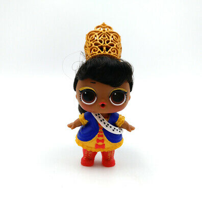 LOL Surprise Doll Makeover Series 5 Big Sister Figure Toy Hair Goals HER MAJESTY