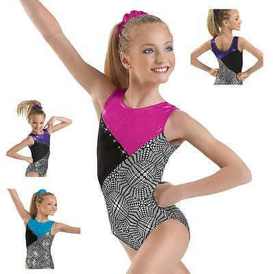 Freefall Dance Costume Zipper Leotard New Clearance HUGE Inventory Child /& Adult
