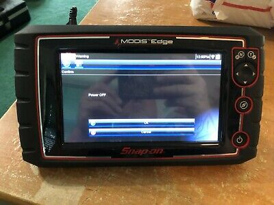 SNAP-ON APOLLO D8 Scanner Newest Update 19 2 Still Has 1yr of