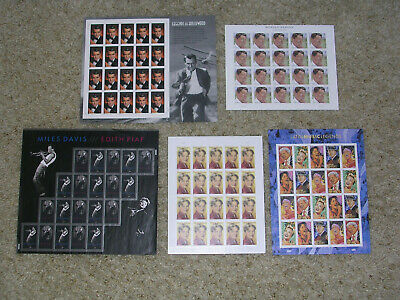 2010 President Ronald Reagan USPS Collectible Stamps 1 Unused sheet of 20 Stamp