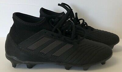ae4730722e95 Adidas predator 18.3 fg CP9303 - Men's US size 8 - black - soccer cleats