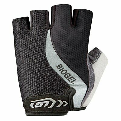 1481139-366 Black Navy//Blue Louis Garneau 2019 Biogel Rx-V Cycling Gloves