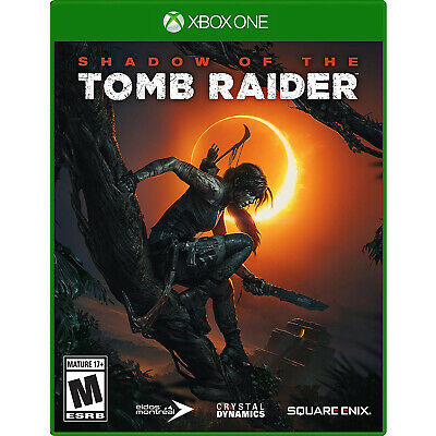 Shadow of the Tomb Raider Xbox One [Factory Refurbished]