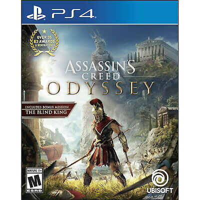 Assassin's Creed: Odyssey PS4 [Factory Refurbished]