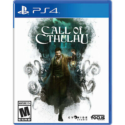 Call of Cthulhu PS4 [Factory Refurbished]