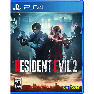 Resident Evil 2 PS4 [Factory Refurbished]