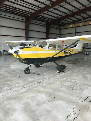 1964 172 E Cessna 172E IFR Certified, 3218 TTSN, 850 HRS SMOH Garmin 396  New Interior!