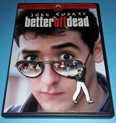 Better Off Dead (Excellent Condition DVD) + With Free Shipping Fast