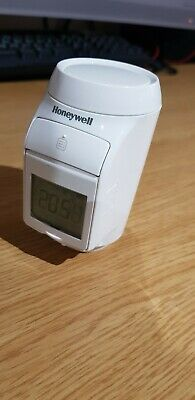 Honeywell  HR92UK Trv Evohome elitehome 1 Wireless Radiator Controller Head