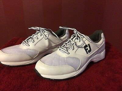 New W/O Tags Foot Joy Golf Athletics Spikeless Golf Shoes Men's 9 Free Shipping