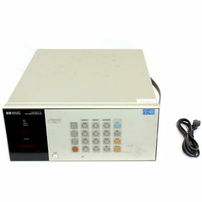 Keysight / Agilent 3497A Data Acquisition Control Unit Mainframe, HP-IB inter...