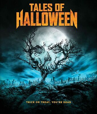 Tales Of Halloween Blu-Ray/DVD NEW Epic Pictures REGION A