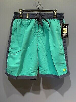 8fcd8a7c24 New $50 Mens PACIFIC SURF by EXIST Board Shorts Swim Trunk Bathing L 34  Swimsuit