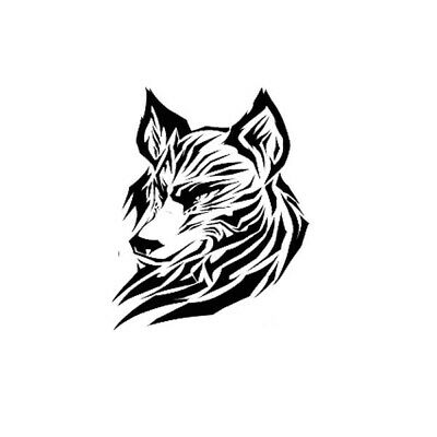 Wolf Whisperer Sticker J922 6 inch hunting decal