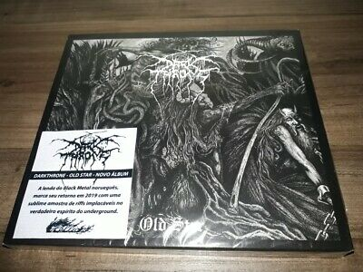 Old Star by Darkthrone (Cd, jewel case with Slipcase, Brazil, 2019) New & Sealed