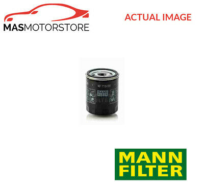 W713/28 Mann-Filter Engine Oil Filter P New Oe Replacement