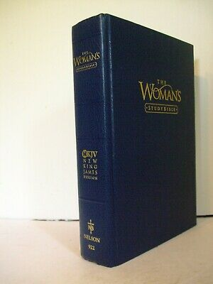 The Woman's Study Bible New King James Version. Thomas Nelson, 2000