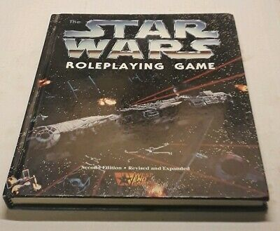 Star Wars Roleplaying Game Revised and Expanded Updated West End Games.