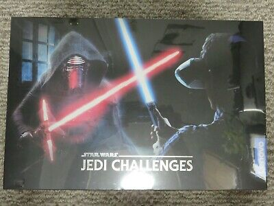 Lenovo - Star Wars Jedi Challenges AR Headset w/ Lightsaber Controller - NEW