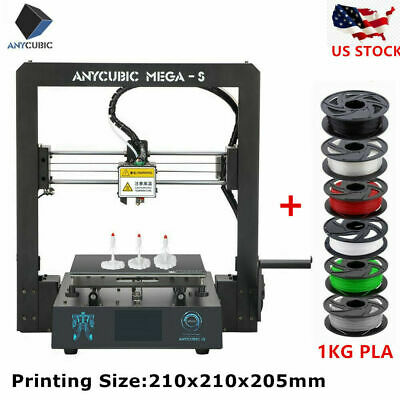 ANYCUBIC I3 TO Mega-S Upgrade Components Kit Extruder