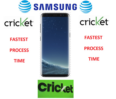 CRICKET Premium Service Unlock Code Available for All Samsung Models / Series