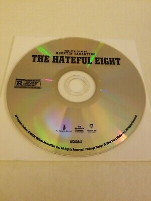 The Hateful Eight (DVD) *DISC ONLY* - Quentin Tarantino
