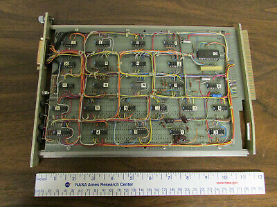 Camac Breadboard General Purpose No. 1 Nimbin Nuclear Instrumentation
