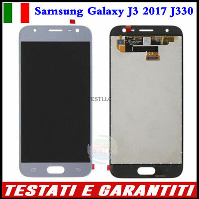 Display LCD + Touch Screen Samsung Galaxy J3 2017 J330 SM-J330FN Schermo Vetro