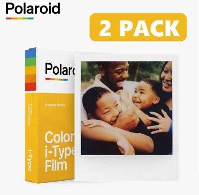 Polaroid Originals COLOR Instant Film  i-TYPE OneStep 2 itype Instant Camera -US
