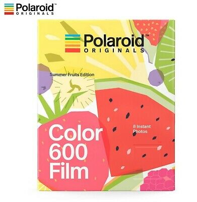Polaroid Originals SUMMER FRUITS Color instant film - 600 636 OneStep i-Type US!