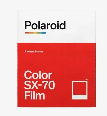 Polaroid ORIGINALS (Impossible) Color Instant Film - SX-70 SX70 Land Camera US