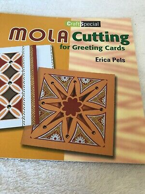 Mola Cutting For Greetings Cards By Erica Pels